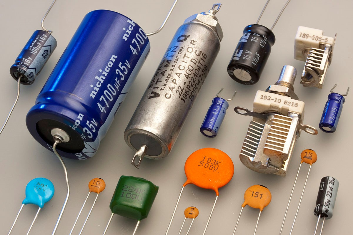 Image result for Capacitor Unit